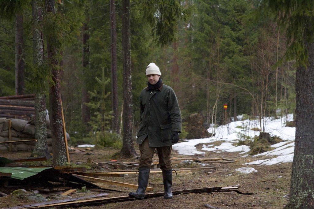 Vihtijärven talkoot 14.4